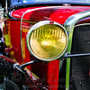 - Red & Gold - 1930 Model A Ford -