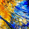 - Art Glass Bubbles #1 -