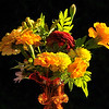 - Marigolds In Amber -