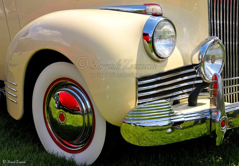 - 1938 Packard #1 -
