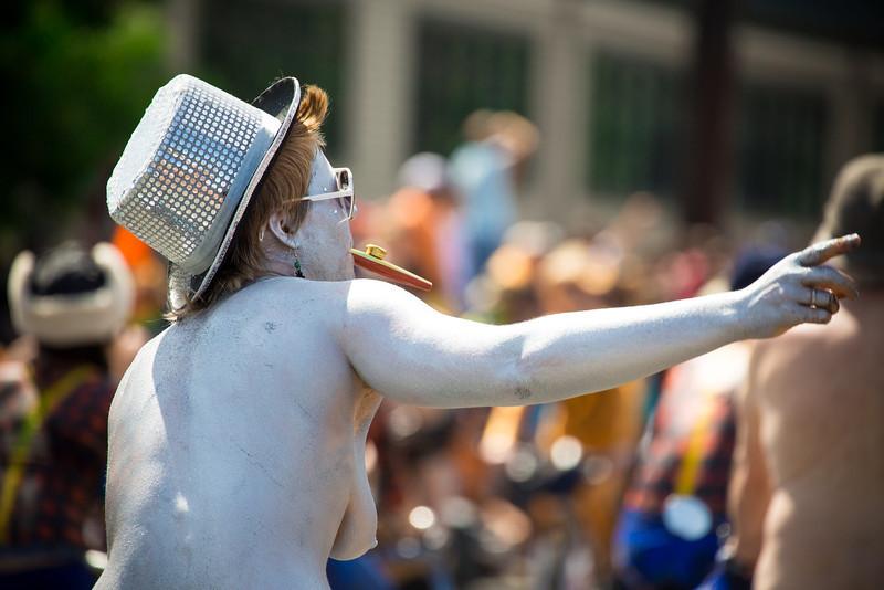 2013 Fremont Solstice Parade