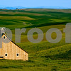 Salt Barn in the Palouse<br /> Eastern Washington