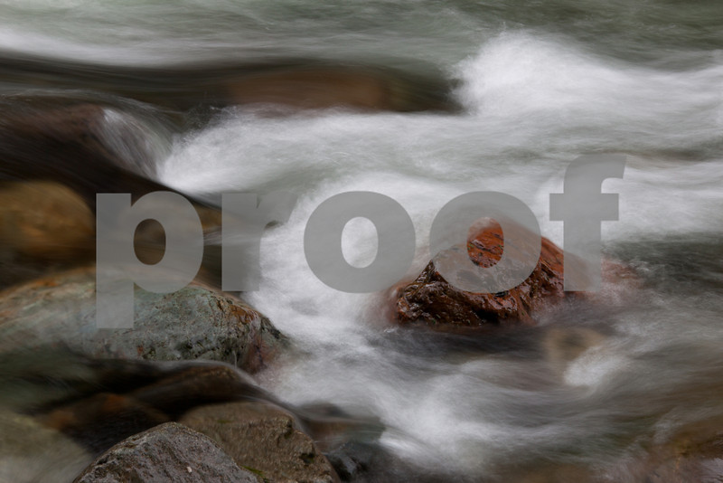 In the Flow<br /> Twin Falls Trail, Olallie State Park, Washington
