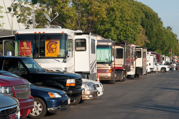 ...and return to the RV