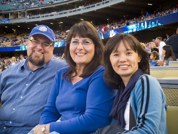 Bob, Julie, and Valerie