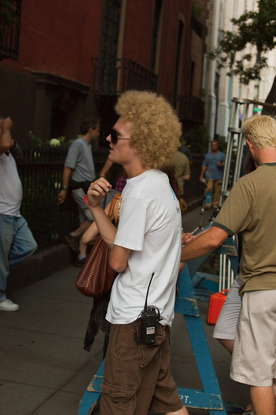 Guy with Fro
