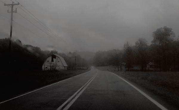 memories through a windshield
