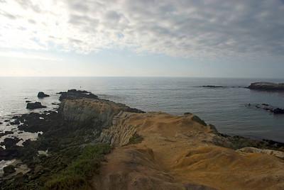 Pacific Coastline, California