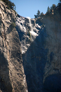Waterfall, Yosemite National Park, California