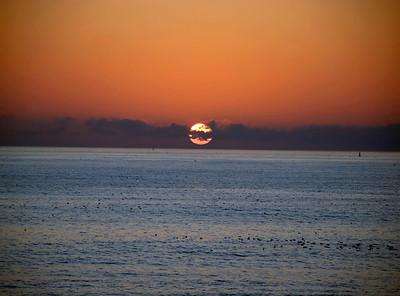 Sunset, Half Moon Bay, California