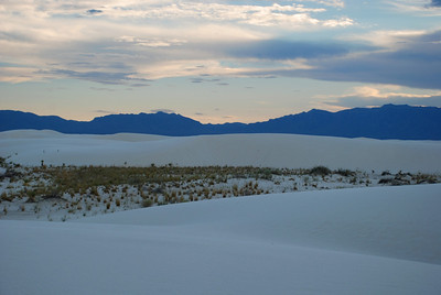 White Sands National Park, NM