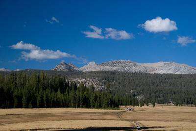 Tuolumne Meadows, Yosemite National Park, California
