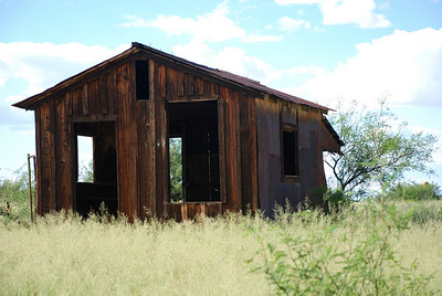 Ghost Town: Pierce, AZ