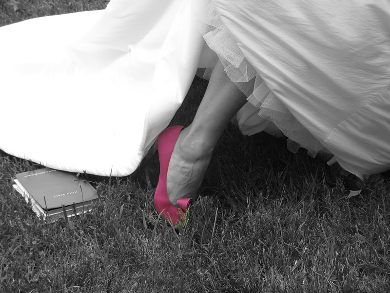 Burdeshaw Wedding 2009