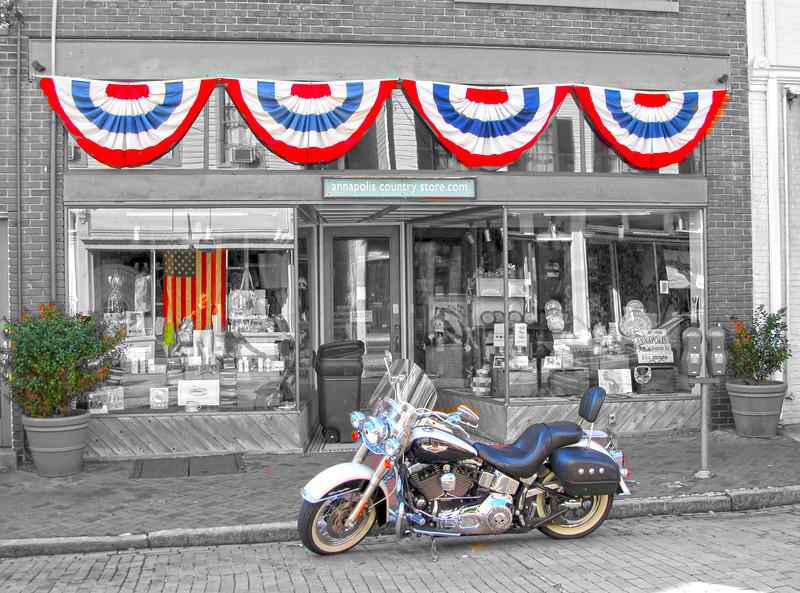 Maryland Avenue, 7.2.2012 Copyright Sue Steinbrook