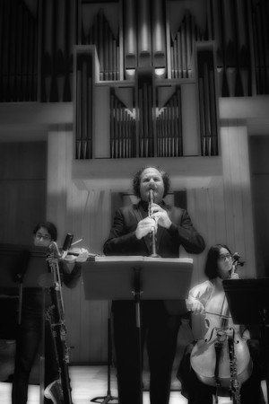David Krakauer with A Far Cry Chamber Orchestra<br /> <br /> 10/18/13
