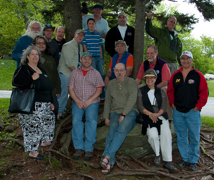 """The PDML """"Group Shot"""" 2009"""