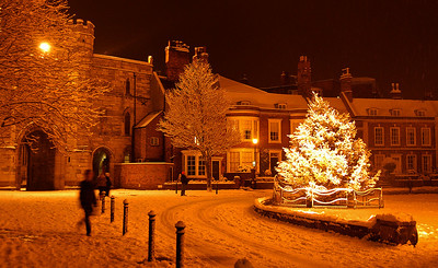 Exchequergate and the Christmas tree
