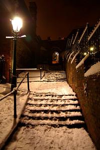Greestone Stairs