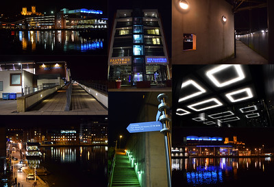 More images from the University campus and Brayford Pool area
