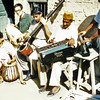 Pakistan, Moinuddinpur (1958) - A musical evening. I am second from left.