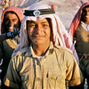 South Arabia (1964) - Amri, my teenage bodyguard in Western Protectorate Levies headdress.