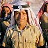 South Arabia (1964) - Amri, my teenage bodyguard in Western Protectorate Levies headdress.