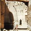 South Arabia (1962) - Textures in mud - Seiyun