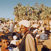 Egypt, Cairo (1968) - The camel market at Deraw.