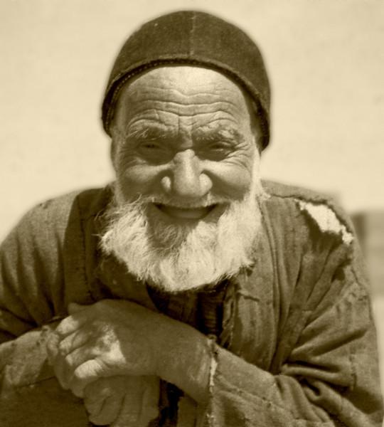 Iran, Baluchistan (1961) - Miral Khan, eldest of our troop of camel drivers.