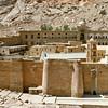 Egypt, Sinai (1984)- St Catherine's Monastery.