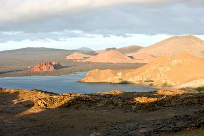 Ecuador, Galapagos Islands, Bartolome Island