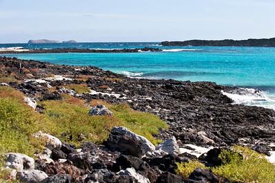 Ecuador, Galapagos Islands, Sombrero Chino