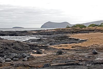 Ecuador, Galapagos Islands, Punta Espinoza (Fernandia)