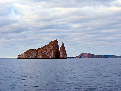 Ecuador, Galapagos Islands, Kicker Rock