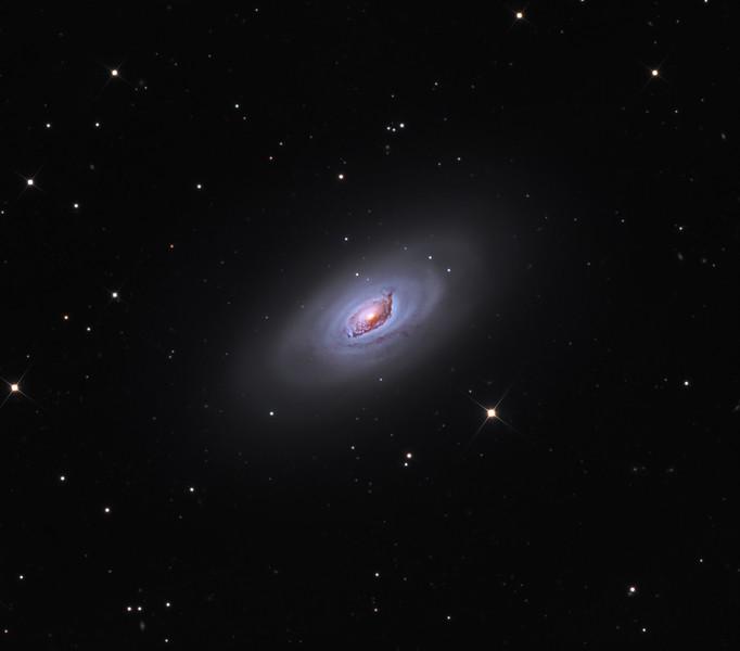 M64 The Black Eye Galaxy