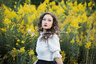 Photographer:  Carina Studios Model:  Aislin Freya Pax HMU:  Jenna Wilson Styling:  Wendy Mclaughlin