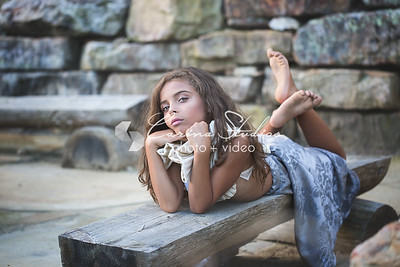 Photographer:  Carina Studios Model:  Aryonna Dress:  AlycesaundraL from the Tiara Twins