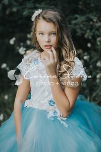 Photographer:  Carina Studios Model:  Kylissa Katalinich Dress:  Alora Safari