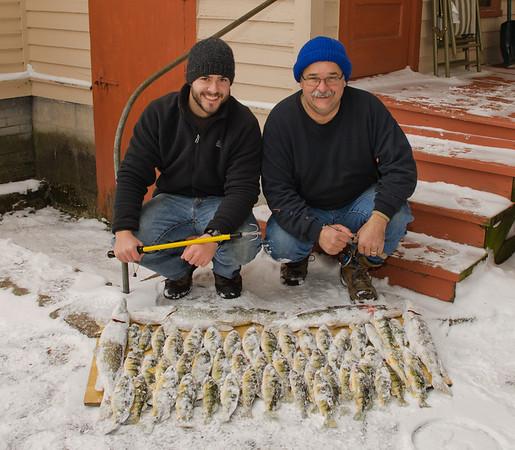 Randy David ice fishing 2-2-13  2106