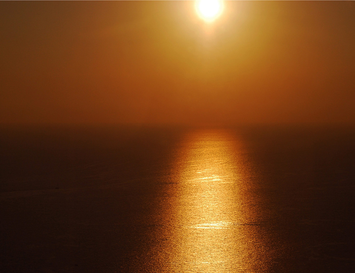 Sunset Near Dubrovnik