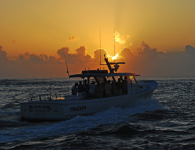 Early Boat Out - Jupiter Inlet