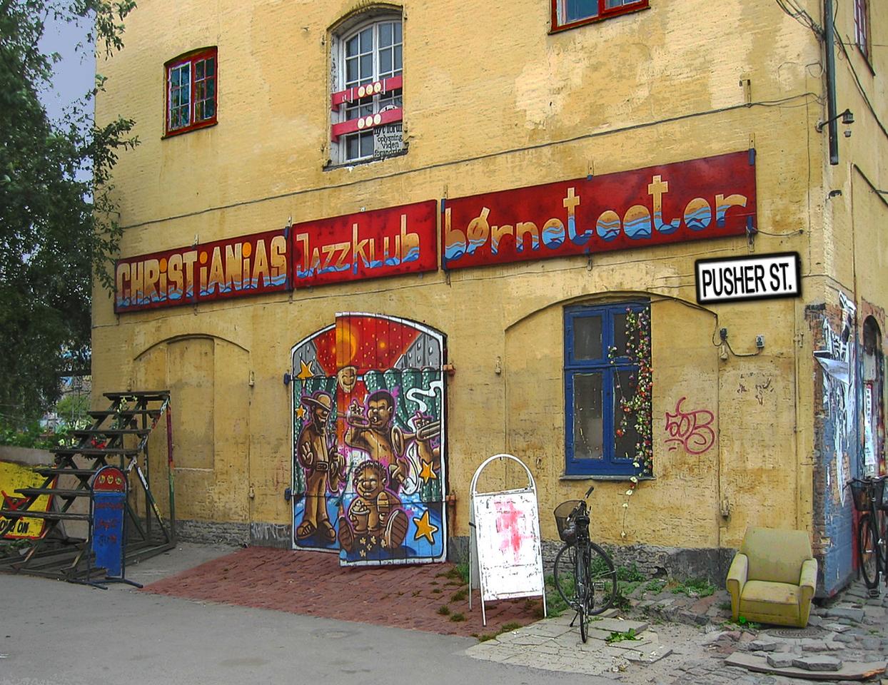 South American Street