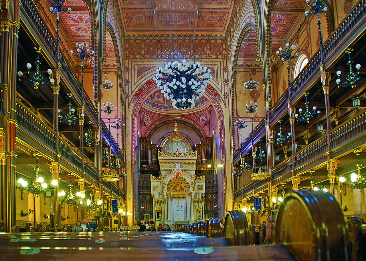 Ornate Synagogue