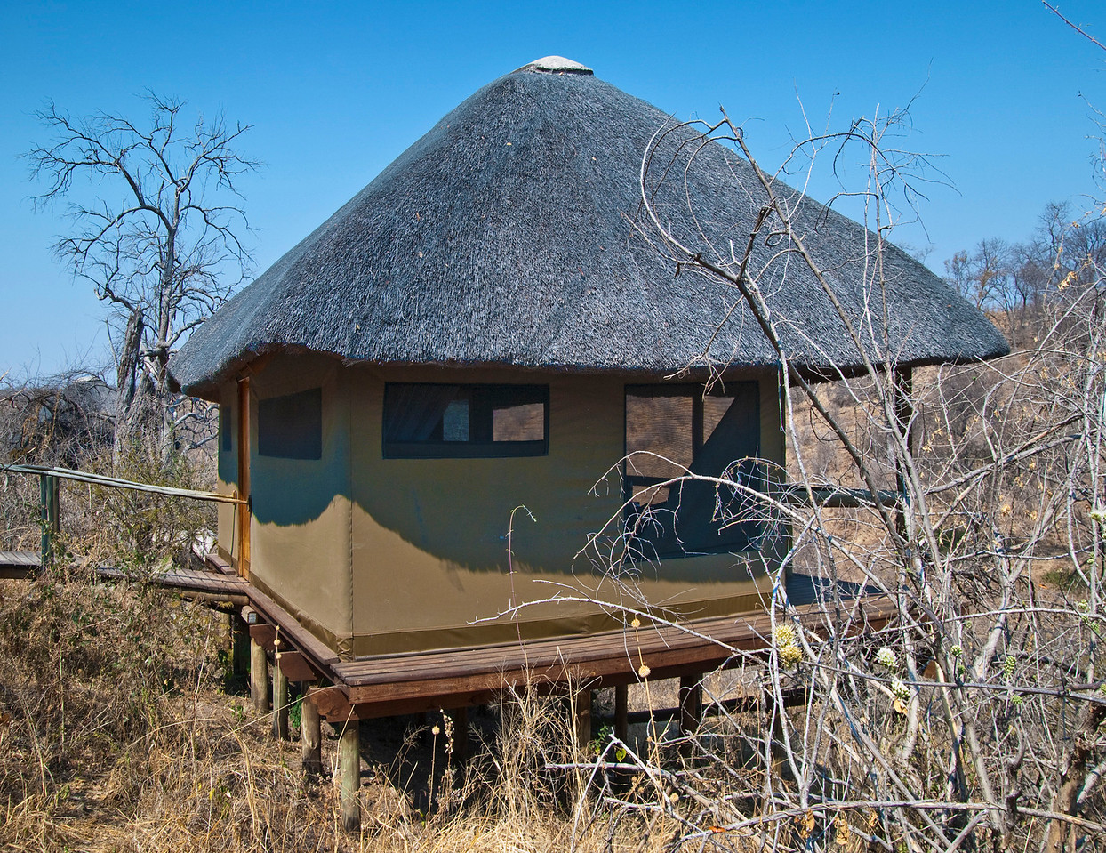 Botswanna Tented Camp Unit