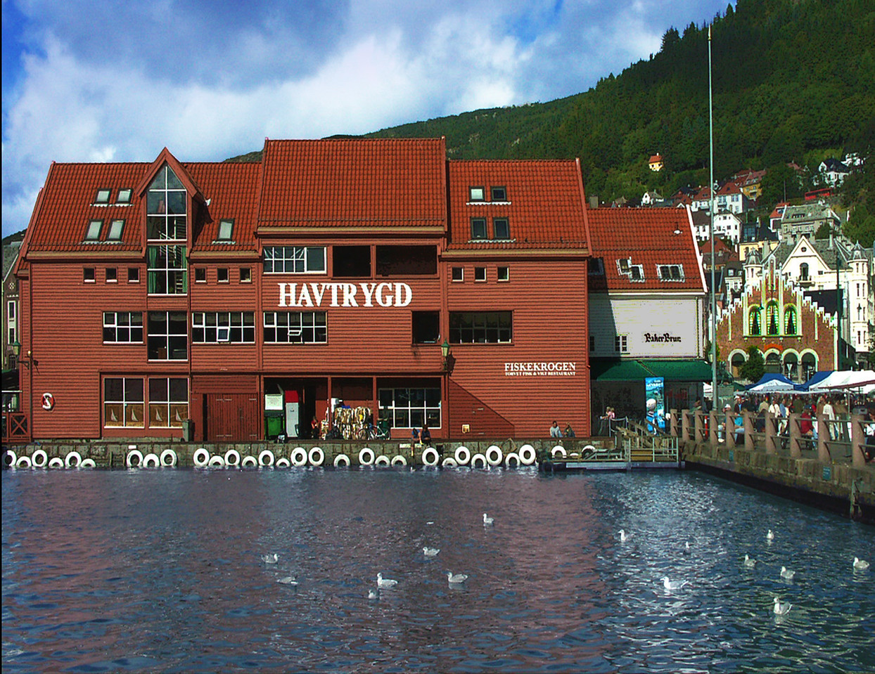 Bergen Business District