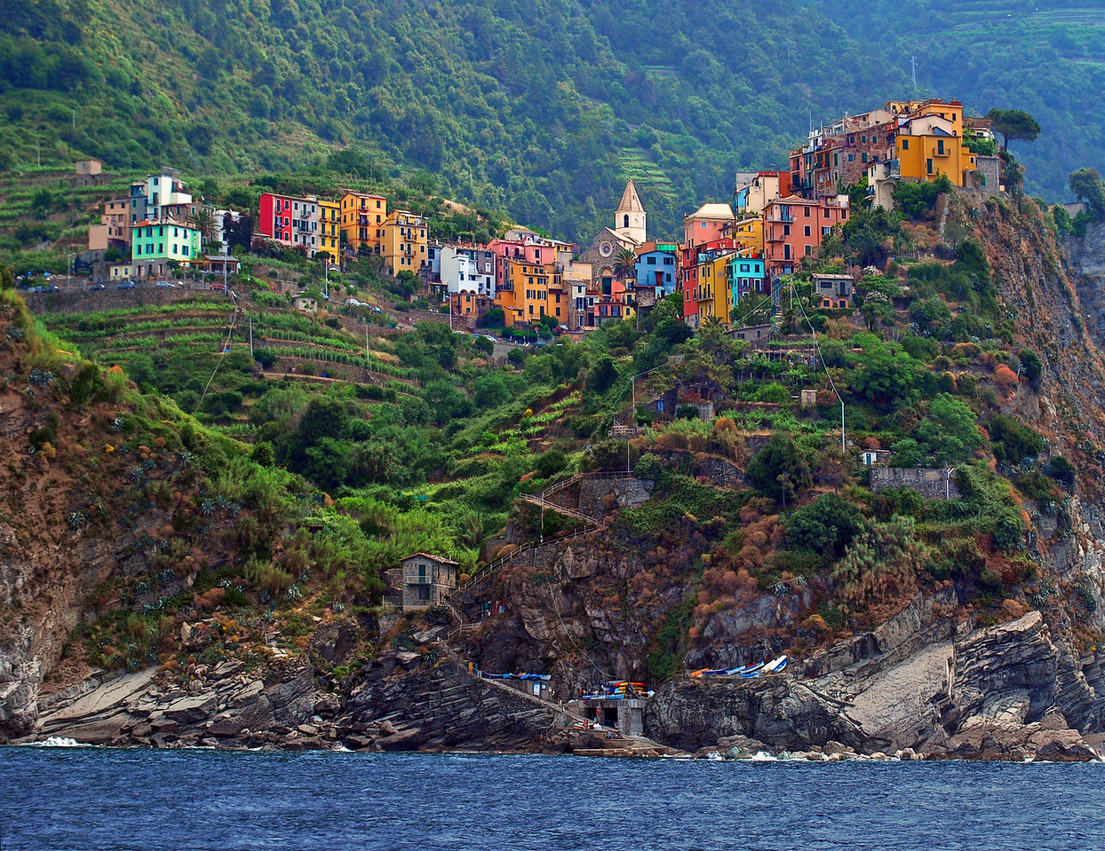Cinque Terre - Italian Riviera