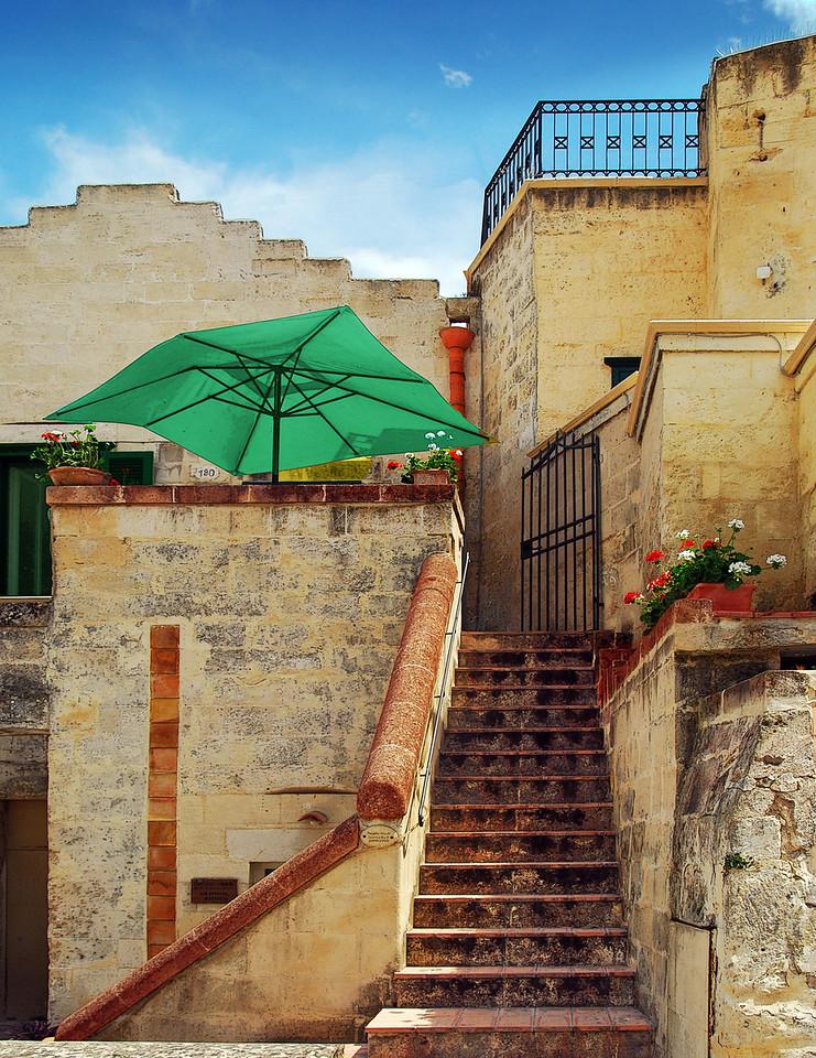 Matera Stairway