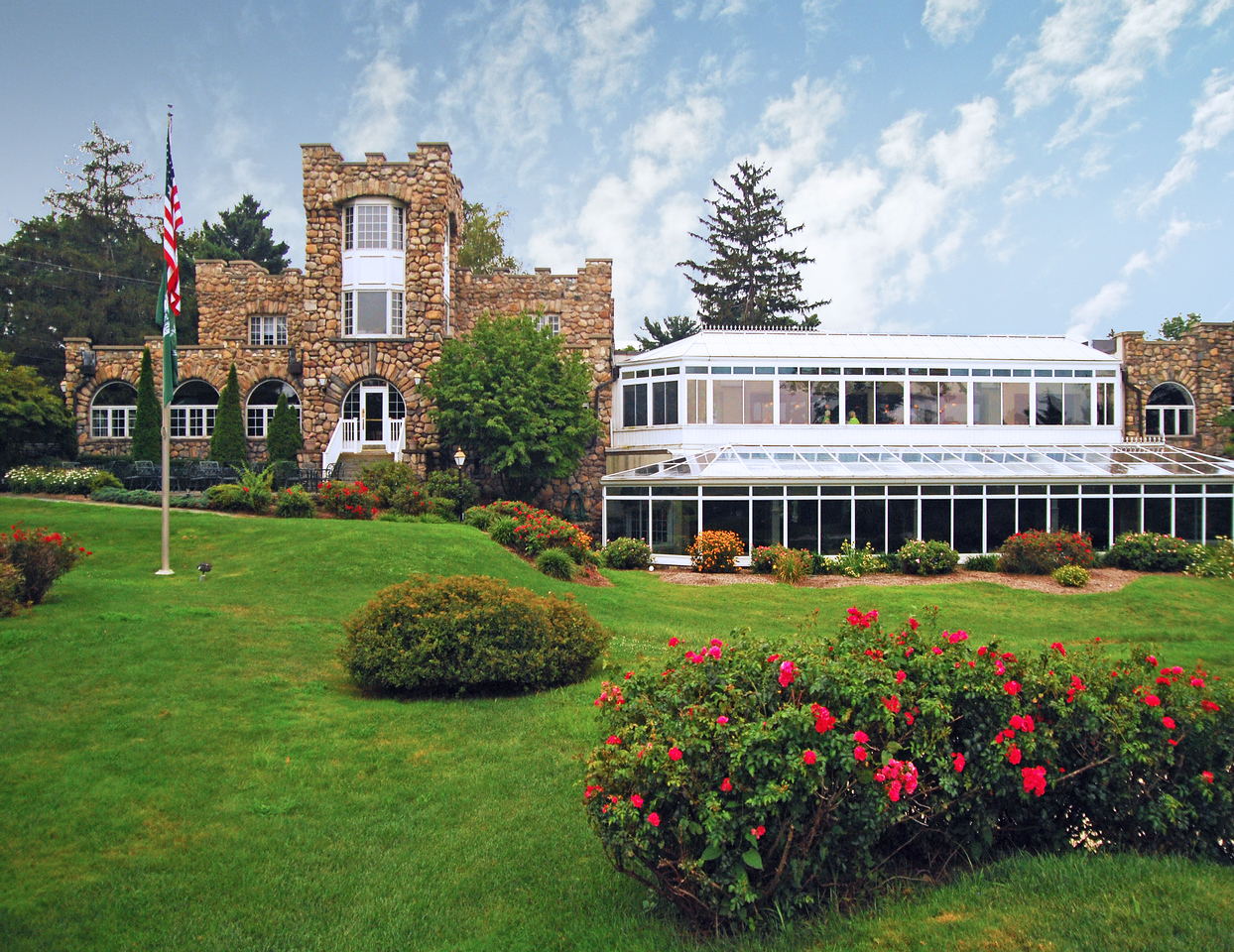 Ramsey Country Club & The Abbey