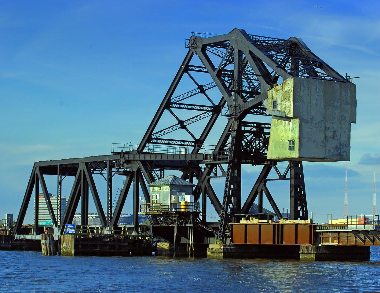 NJ Transit Bridge